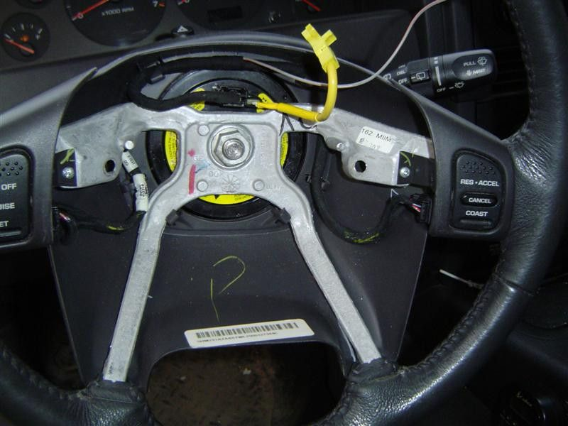 Jeeps Limited - Steering Wheel R & R (WJ)